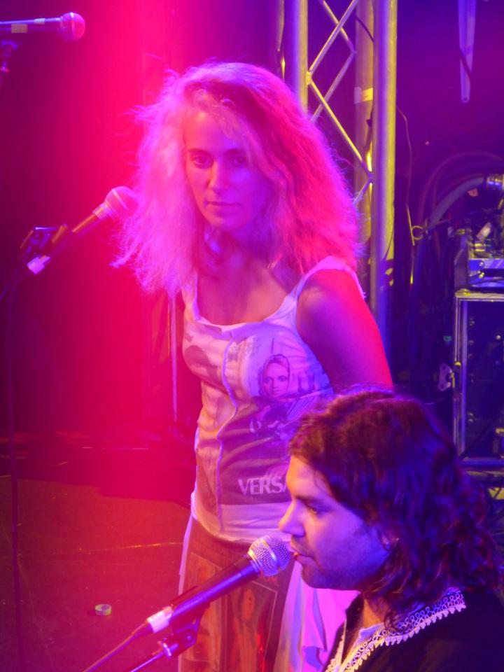 Joe Crepúsculo y Ariadna